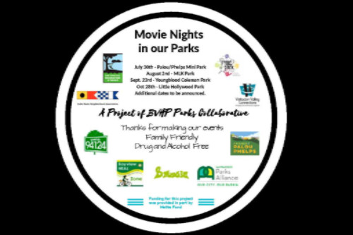 BVHP movie in the park